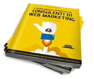 libro consulente di web marketing