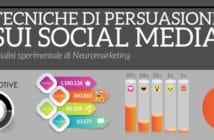 tecniche di persuasione sui social media settore automotive