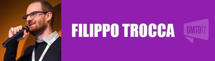 Filippo Trocca DMTD2017