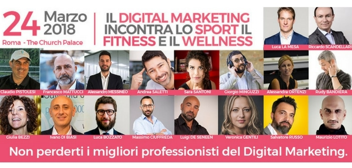 wellness marketing power ospiti 2018