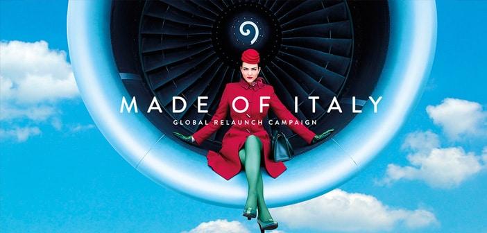 Web Marketing Alitalia: Case history #madeofitaly