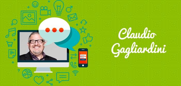 L'importanza dei contenuti di qualità per Claudio Gagliardini