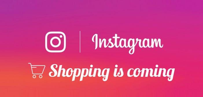 Perché Instagram punterà allo shopping?
