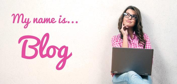 nome per un blog