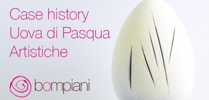 Case history Uova di Pasqua Artistiche, come promuovere un evento food sul web