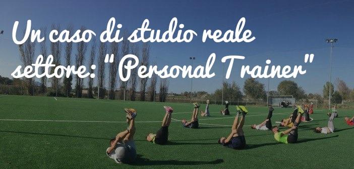 personal trainer online analisi keyword