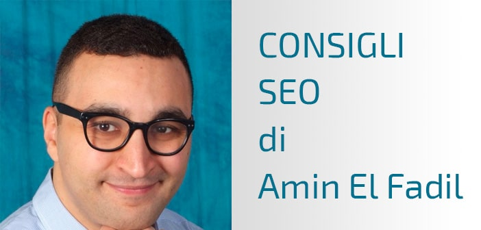 Consigli SEO di Amin El Fadil