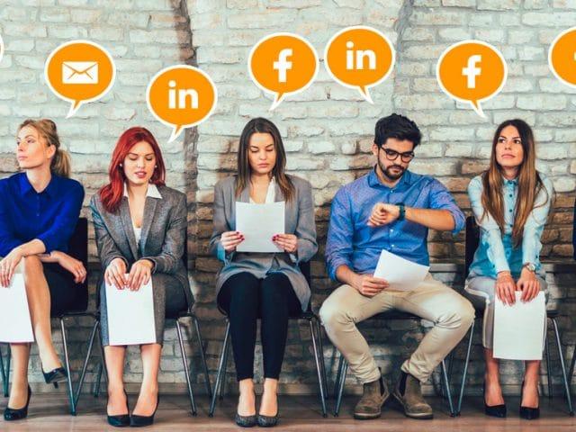 Job Recruitment Funnel Digitale
