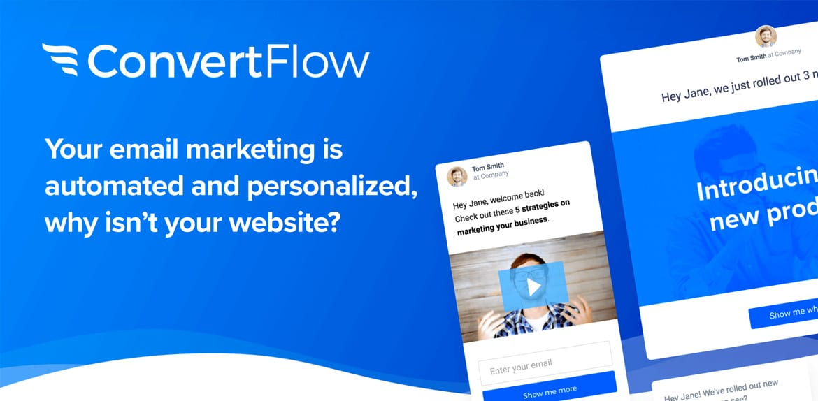 convertflow web marketing tools