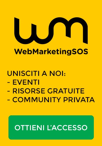 web marketing sos community