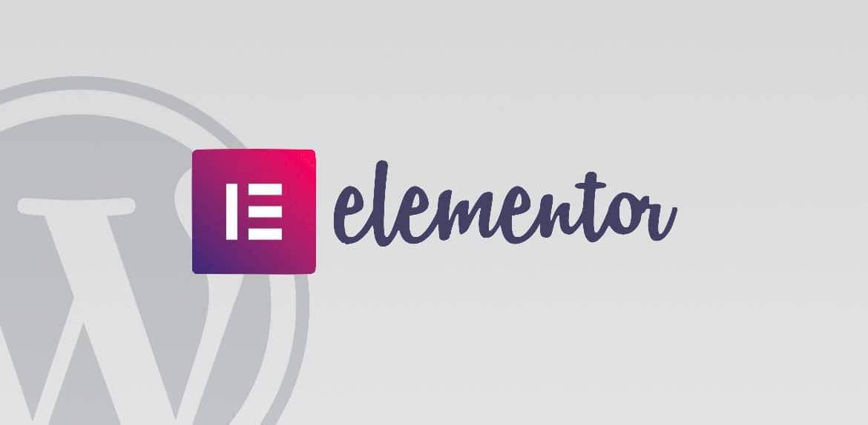 Elementor crea le tue pagine con un click