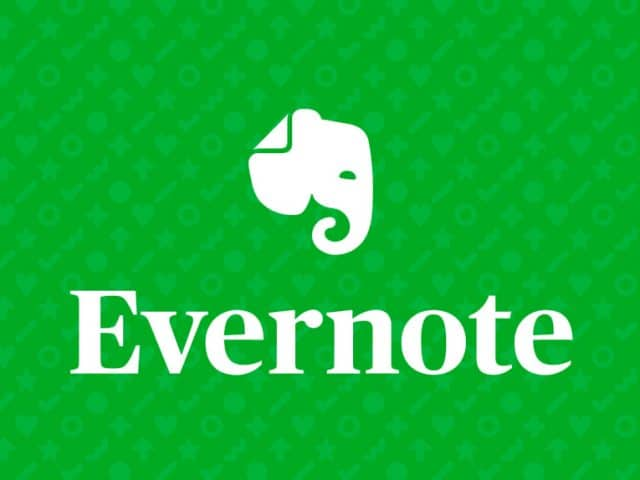 evernote strumento per note