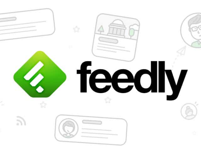 feedly rss reader