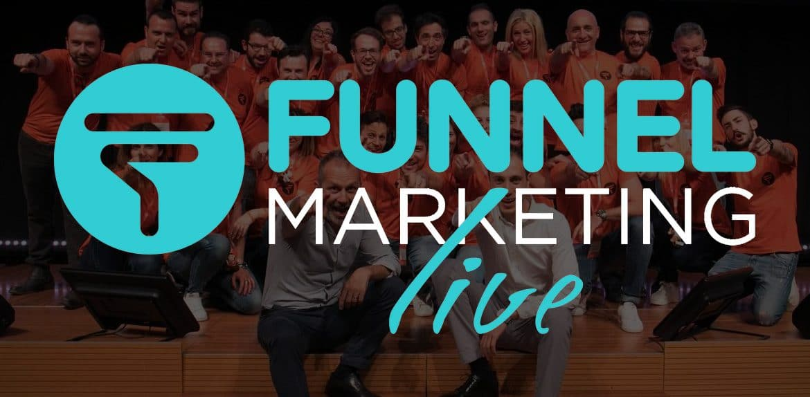Funnel Marketing Live, videointervista a Michele Tampieri