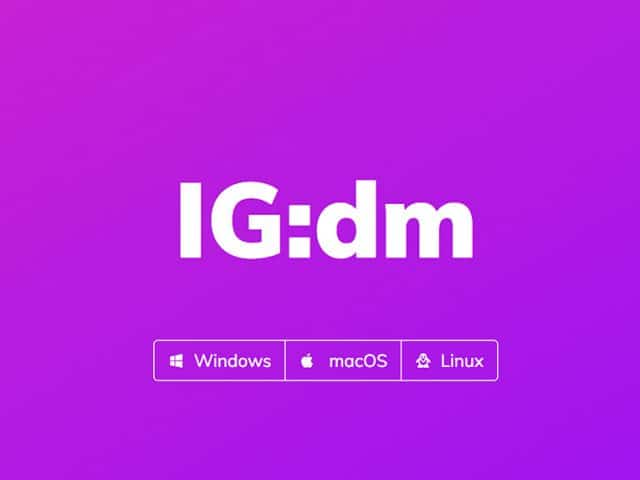 IGDM Instagram Direct