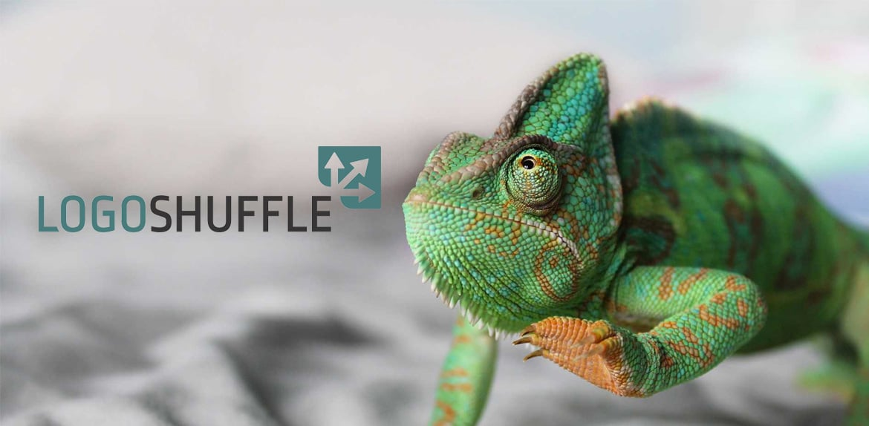 logoshuffle creazione loghi online