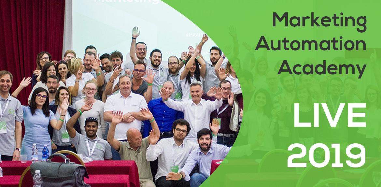 marketing automation academy live 2019