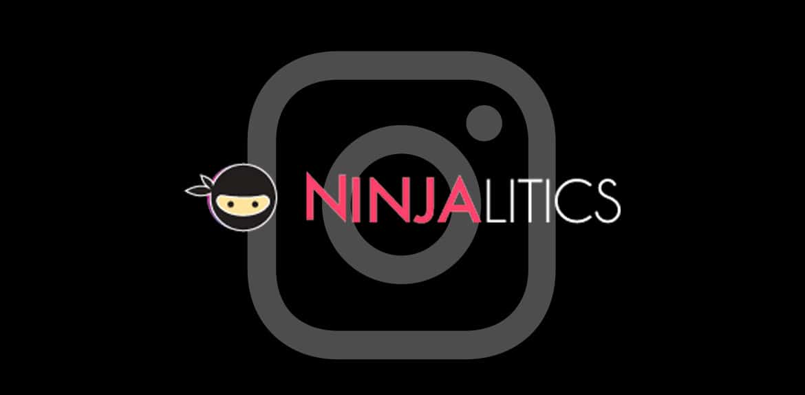 ninjalitics analizzare profili instagram