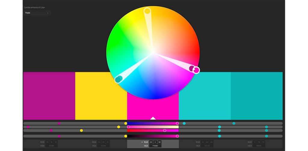 Combinazione Colori Perfetta