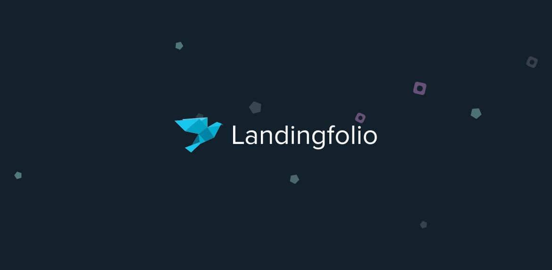 landingfolio landing page ispirazione